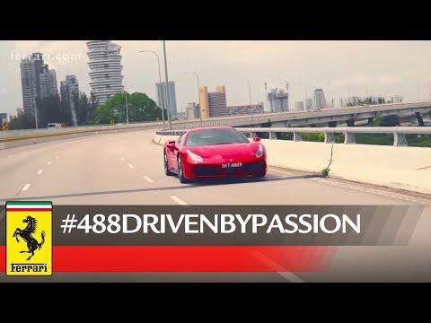 Ferrari #488DrivenByPassion