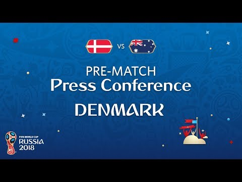 FIFA World Cup™ 2018: Denmark - Australia: Denmark - Pre-Match PC