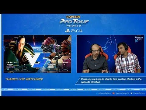 SFV: FA | Mono vs. Rise | Menard - CPTO Latin America 3 Grand Finals - CPT 2017