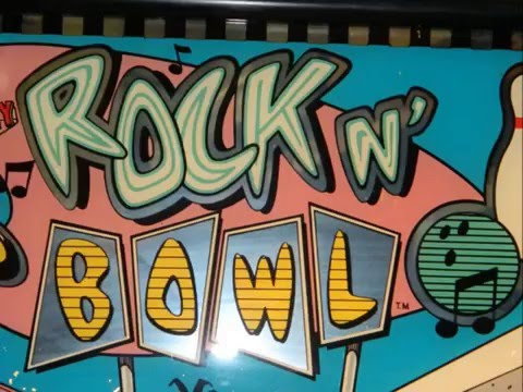 Rock N Bowl, coin shooter unit T2-37