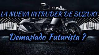 LA NUEVA INTRUDER 155 cc DE SUZUKI | UNA MOTO DEMASIADO FUTURISTA ? Nos encontramos a Blitz Rider
