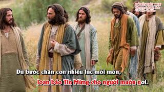 BỜ BẾN ĐỜI CON - Lm. Bùi Ninh