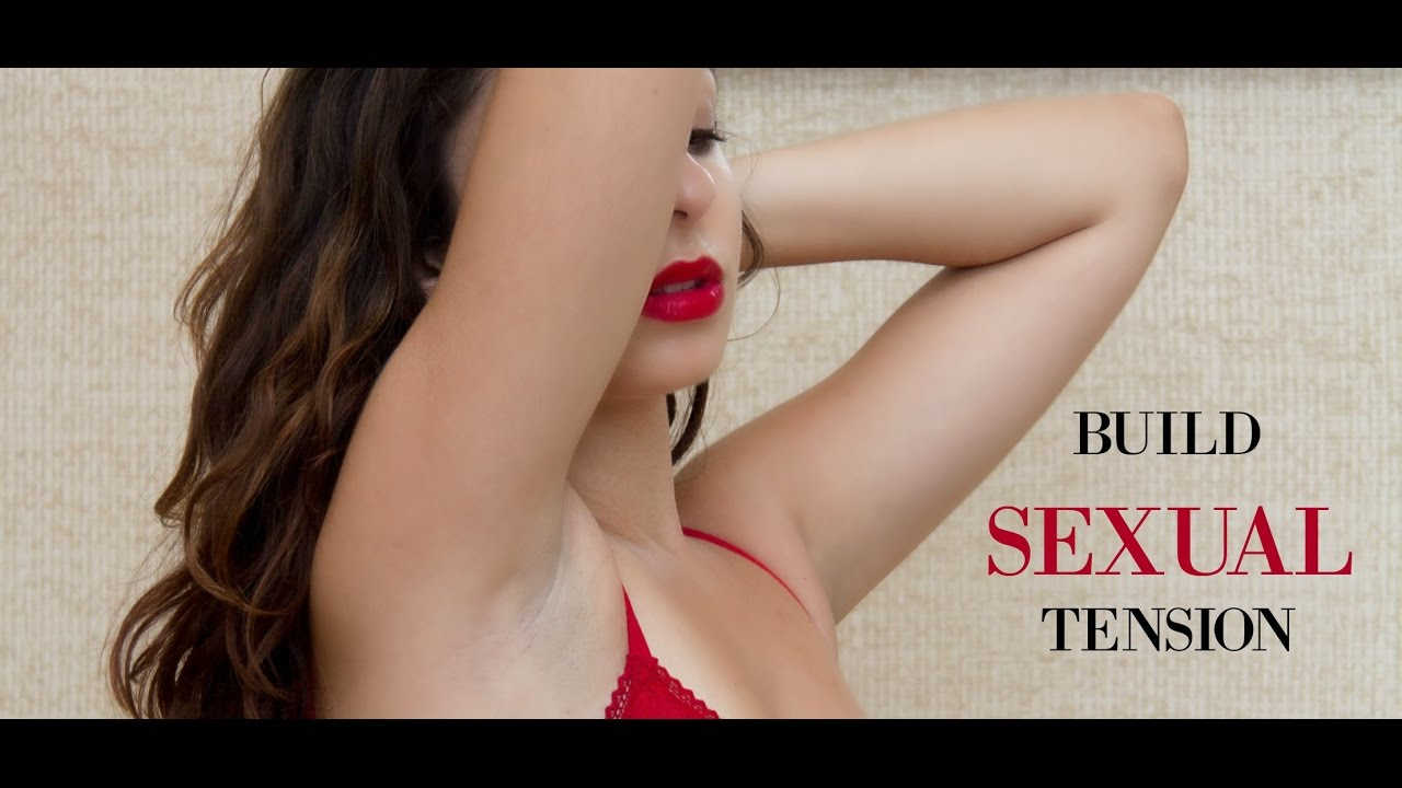 Sexual body language of women