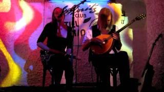 """Josienne Clarke - """"Silver Dagger"""" @St. Moritz Club"""