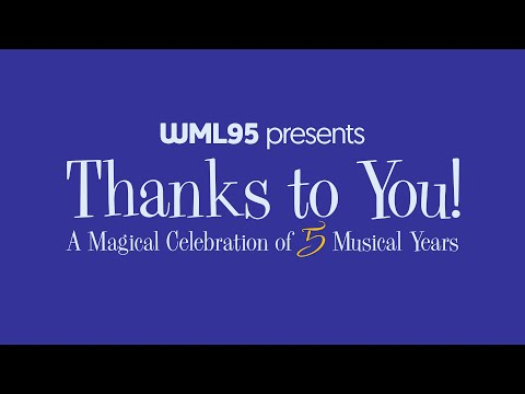 Thanks to You! A Celebration of 5 Musical Years