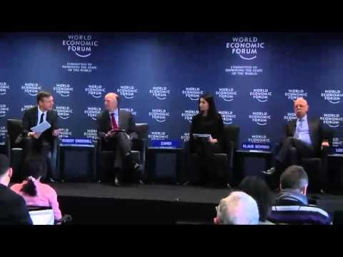 Pre-Davos Meeting 2014 Press Conference