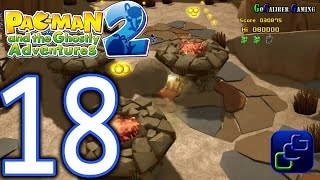 Pac-Man and the Ghostly Adventures 2 Walkthrough - Part 18 - Prehistoric: Flipped Out All Fruits