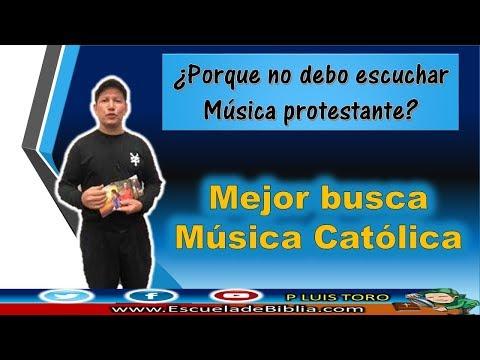 👉¿Porque no debo escuchar música protestante?❌😲 - P LUIS TORO