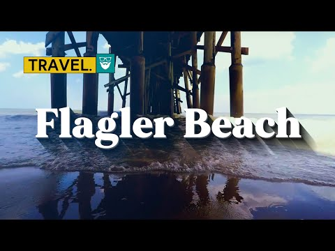 Hanging out in quirky Flagler Beach, Florida | ChadGallivanter