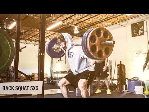 Athlete Built Brick: Legs
