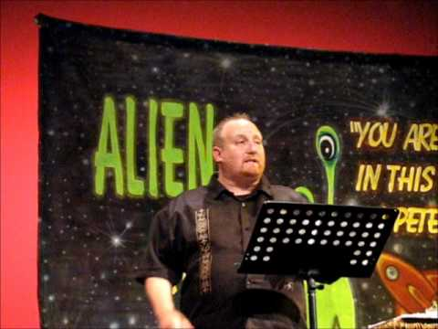 Alien Kids - stiff rope - with Earl Long of Vertical Kids Ministry -Who are aliens in this world?