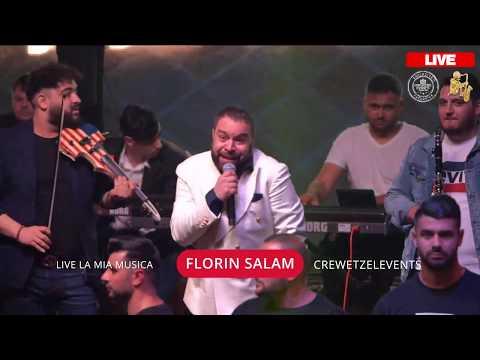 FLORIN SALAM PROGRAM FULL LIVE 2019 LA MIA MUSICA 29.04.2019