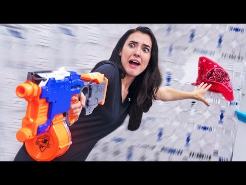NERF Capture the Flag Challenge [Ep. 3]