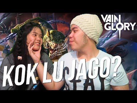 NADINE PROS JAGO MAIN VAINGLORY!?!? - Vainglory Indonesia #2