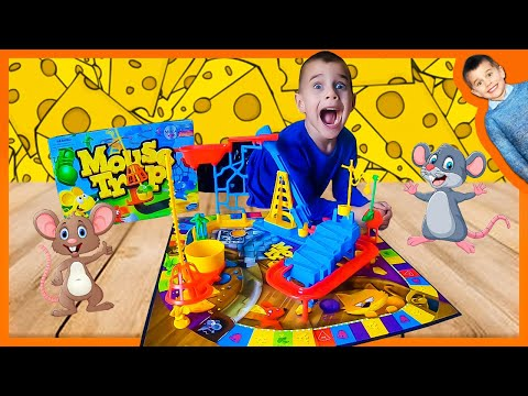 Cause and Effect with Mouse Trap |