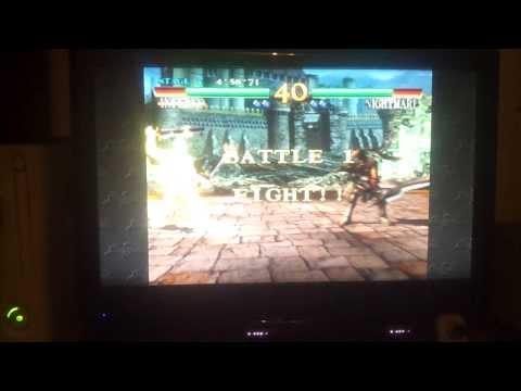 Don Markus MAS: Inferno SoulCalibur (Xbox 360)