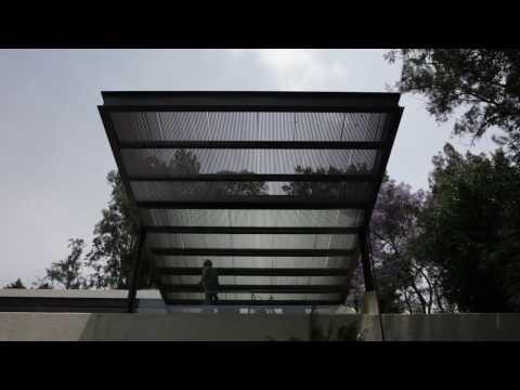 Mexican Architect Carlos Herrera's holiday home - Cuernavaca, Mexico