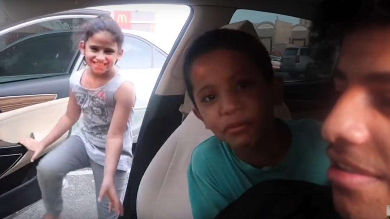 حمده وشريدة زعلانين | عبدالجليل اول مره يسافر خارج السعودية | لايفوتكم!?