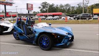 WhipAddict: Orlando Classic 2017: Sunday in the Streets, Part 1; Custom Cars, Big Rims