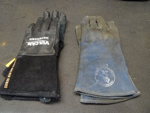 Vulcan MIG Welding Glove Review