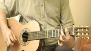 g major chord open position fingering 1