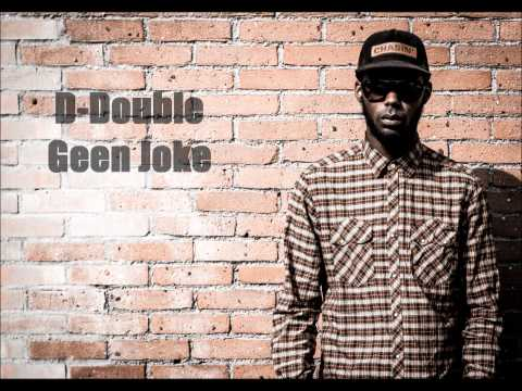 D-Double - Geen Joke