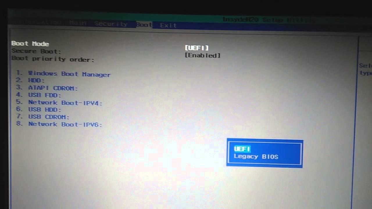 Acer Aspire E1-451G UEFI Update