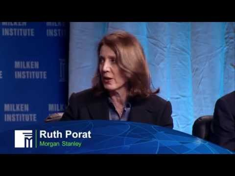 Ruth Porat on new banking regulations
