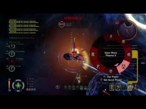 Star Trek Online ¬ Eaten By A Blackhole