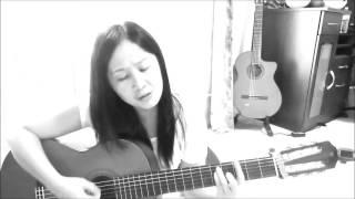Dấu chân kỷ niệm (Guitar cover) - T.Truc