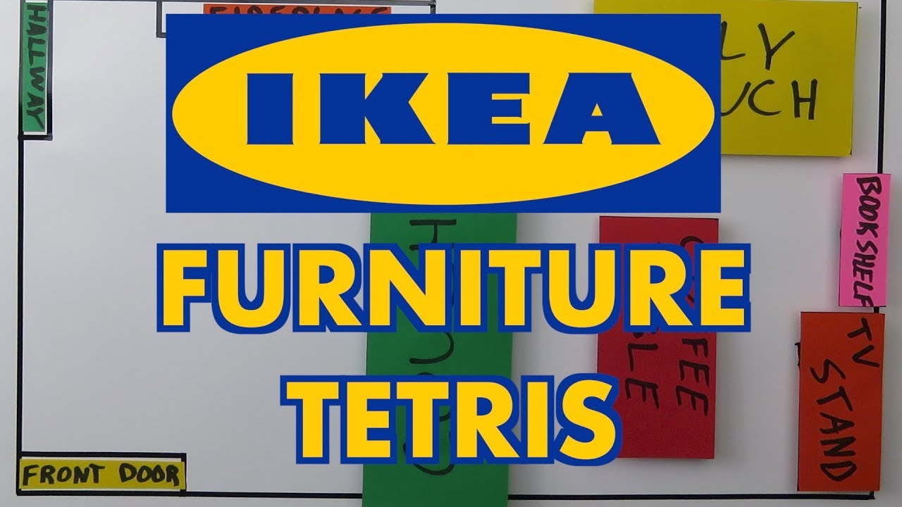 IKEA Furniture Tetris   YouTube