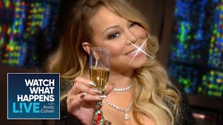 Mariah Carey's Manners Of The Moment | WWHL