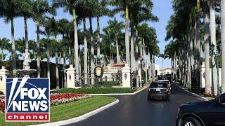 President Trump spends Thanksgiving in Florida