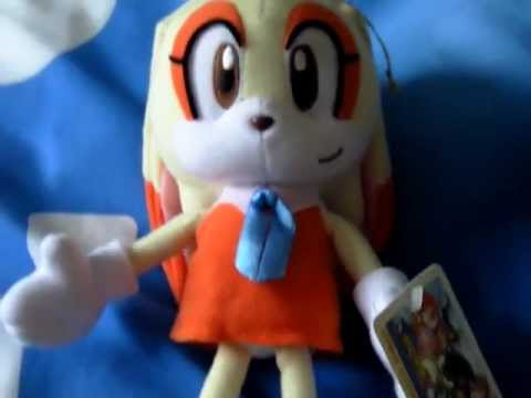 Sonic X Vol.1 Cream The Rabbit Plush Review