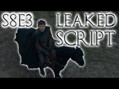 Season 8 Episode 3 Leaked Scenes ! | Game of Thrones Season 8 Episode 3