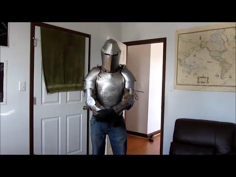 Plate Armor tutorial [HD]