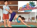 Summertime Saga Yoga with Anna