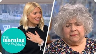 Miriam Margolyes Reveals She Hates Her Body And Breaks Holly's Heart | This Morning