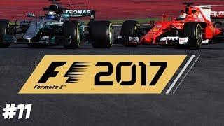 F1 2017 COOP 👥 // R11: MAGYAR GP // FERRARI vs MERCEDES with AMG // #11