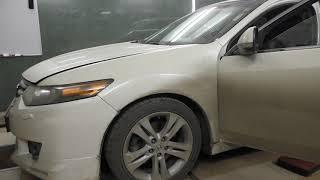 Honda accord 8 демонтаж противоугонной системы