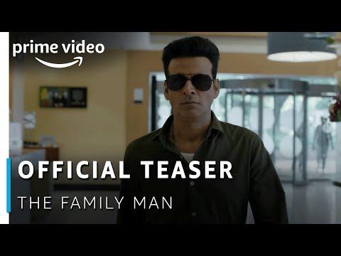 The Family Man - Official Teaser | Raj & DK | Manoj Bajpayee | New Amazon Original | Sept 20, 2019