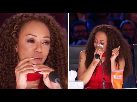 Top 3 'WOMAN In TEARS' AUDITIONS On America's Got Talent!