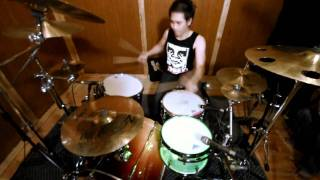 Korn - Freak On A Leash - Drum Cover   By Jung Drum