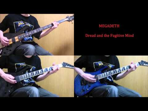 Megadeth - Dread and the Fugitive Mind(Cover)