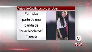 Asesino de Mara estuvo antes en uber