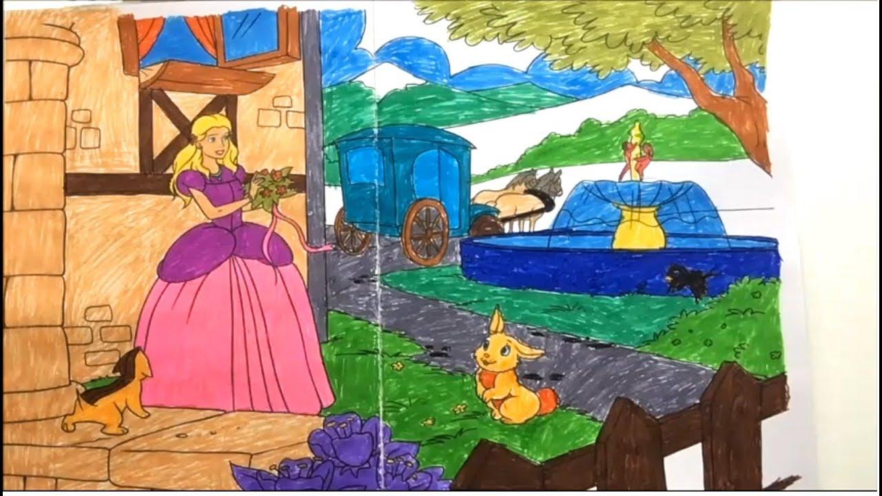 malen für kinder  youtube
