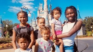 DISNEY WORLD WITH 6 KIDS!