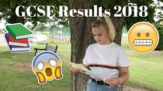 Opening My GCSE Exam Results Live Reaction 2018 | Lottie-Lou Smith