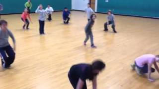Physical Education Warm-Up Exercises