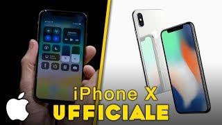 iPhone X UFFICIALE - Ecco TUTTE le Novità